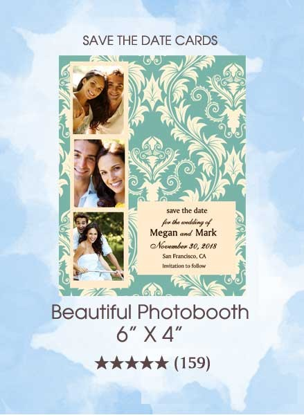 Save the Dates - Photobooth-Beautiful