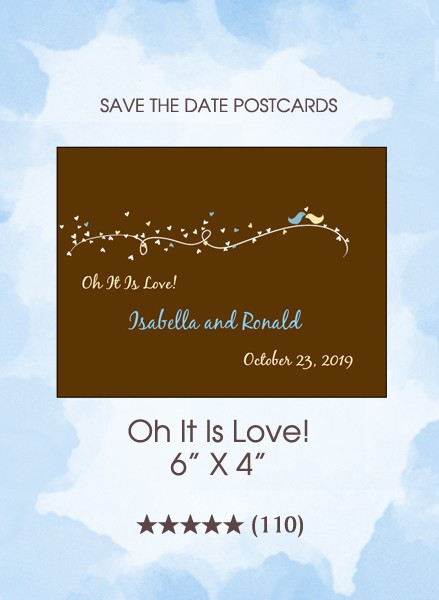 Oh It Is Love! Postcards