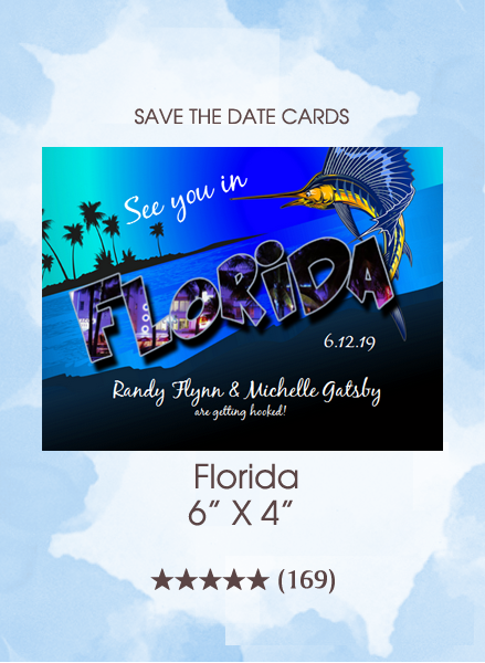 Save the Dates - Florida Save the Dates