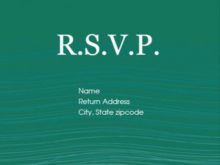 Making Waves - RSVP