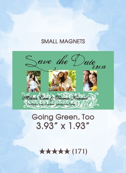 Going Green Too Small Magnets