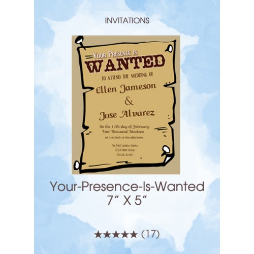Invitations - Your-Presence-Is-Wanted