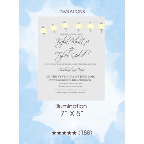 Invitations - Illumination
