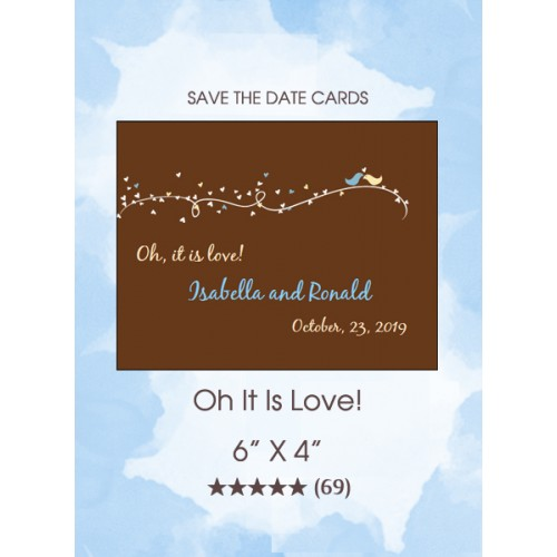 Oh It Is Love! Cards