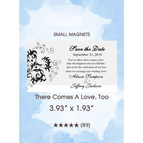 There Comes A Love, Too Small Magnets