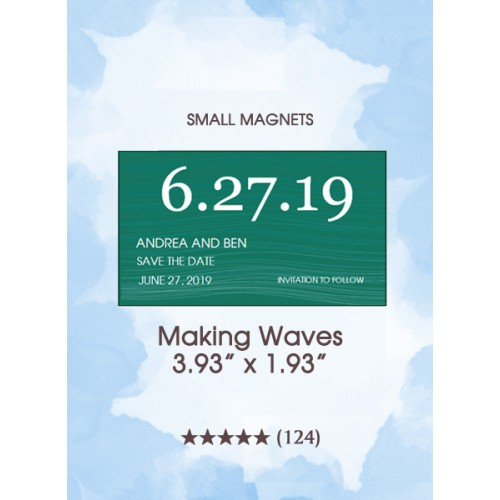 Making Waves, Too Small Magnets