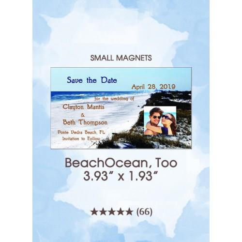 BeachOcean, Too