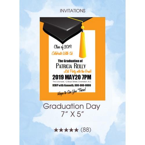 Invitations - Graduation Day