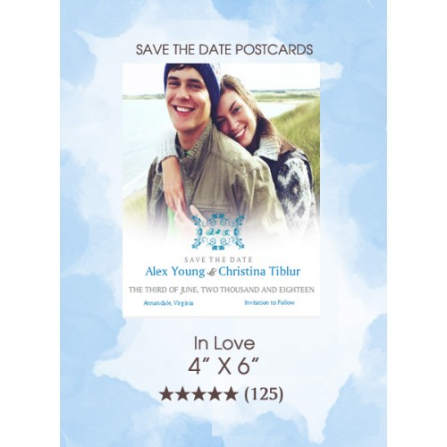 Save the Dates - In Love