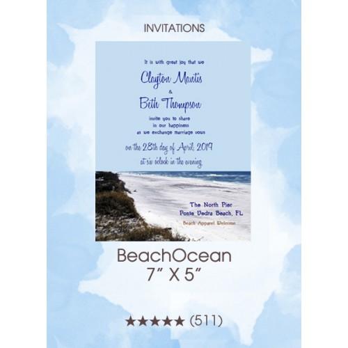 Invitation - BeachOcean