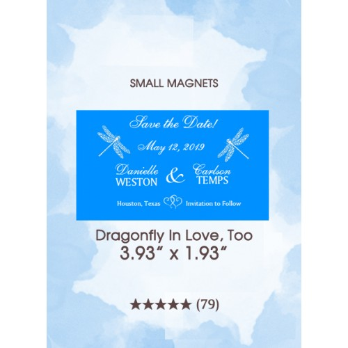 Dragon Fly in Love, Too Small Magnets