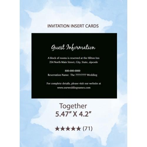 Together - Insert Cards