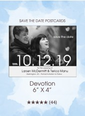 Save the Dates - Devotion