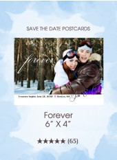 Save the Dates - Forever