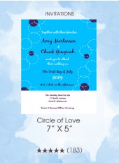 Invitations - Circle of Love