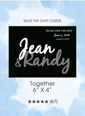 Save the Dates - Together