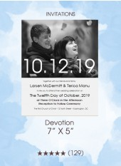 Invitations - Devotion