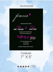 Invitations - Forever