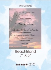 Invitations - BeachIsland
