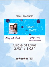 Save the Dates - Circle of Love, Too