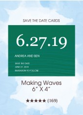 Save the Dates - Making Waves
