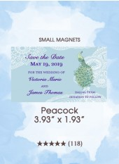 Save the Dates - Peacock, Too
