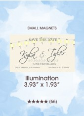Save the Dates - Illumination, Too