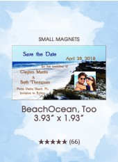 Save the Dates - BeachOcean, Too