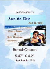 Save the Dates - BeachOcean