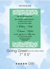 Invitation - Going Green