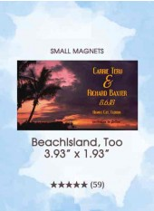 Save the Dates - BeachIsland, Too