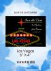 Save the Dates - Las Vegas
