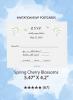 Spring Cherry Blossoms - RSVP Postcards